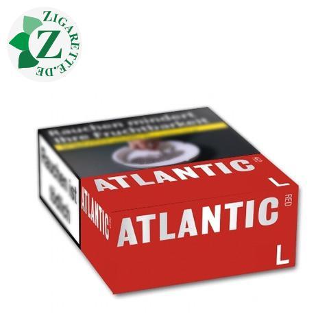 Atlantic Red L-Box 5,20 € Zigaretten