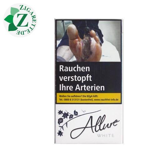 Allure White Super Slims 100 11,50 € Zigaretten
