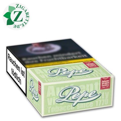 Pepe Bright Green Big 7,50 € Zigaretten [Easy]