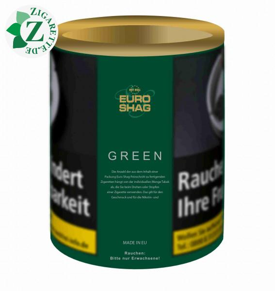 Euro Shag Green, 110g