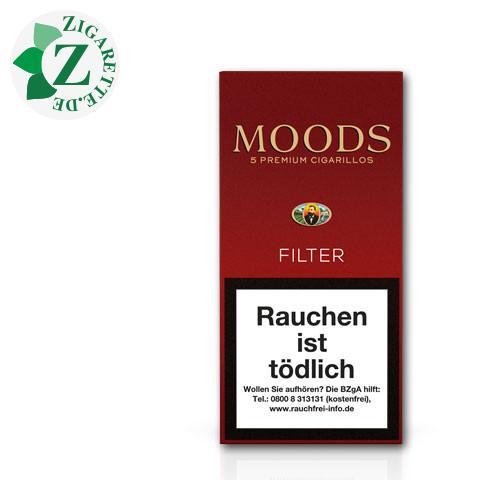 Dannemann Moods-Filter, 5er