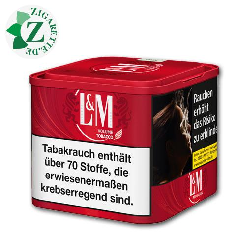 L&M Volume Tobacco Red, 45g
