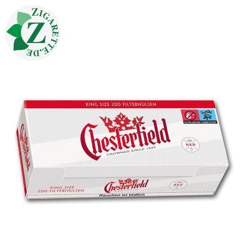 Chesterfield Hülsen, 200er