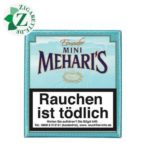 Agio Mehari's Mini Ecuador Zigarillos, 20er