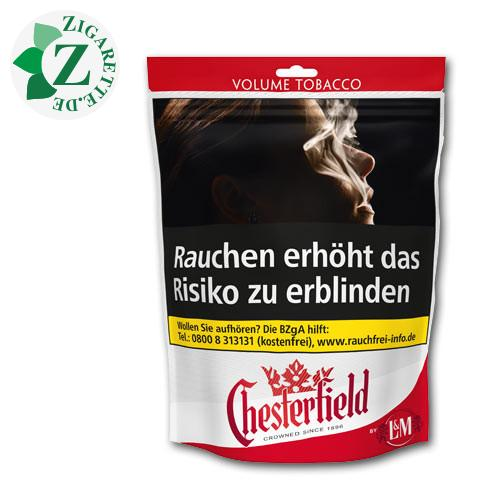 Chesterfield Red Volume Tobacco, 135g