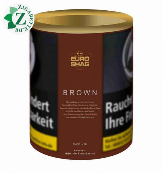 Euro Shag Brown, 110g