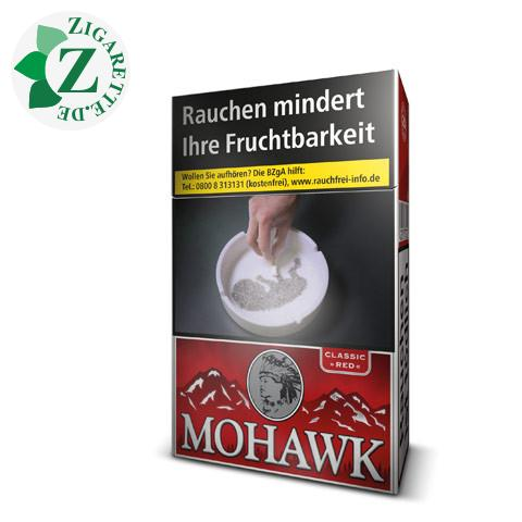 Mohawk Classic Red 5,60 € Zigaretten