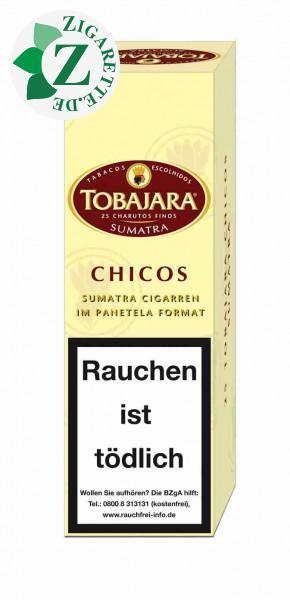 Tobajara Chicos Sumatra Zigarillos, 25er