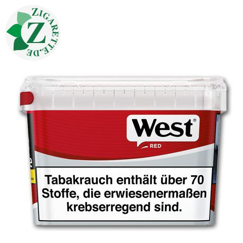 West Red Volume Tobacco Giga Box, 280g